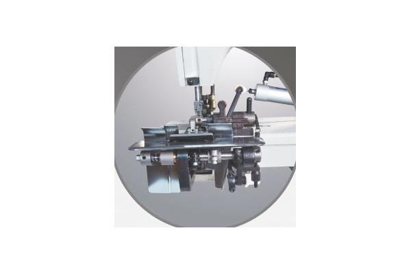 Otomatik Kesici Sistemli Köprü Zincir Dikiş Makinası